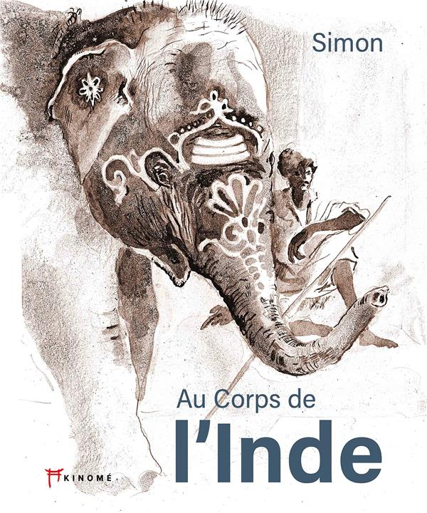 AU CORPS DE L'INDE SIMON AKINOME