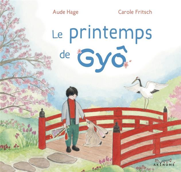 LE PRINTEMPS DE GYO HAGE/FRITSCH AKINOME
