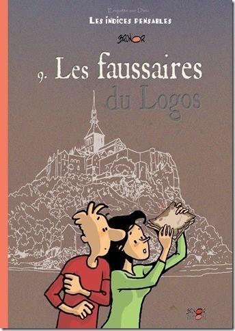 LES INDICES-PENSABLES T9 - LES FAUSSAIRES DU LOGOS