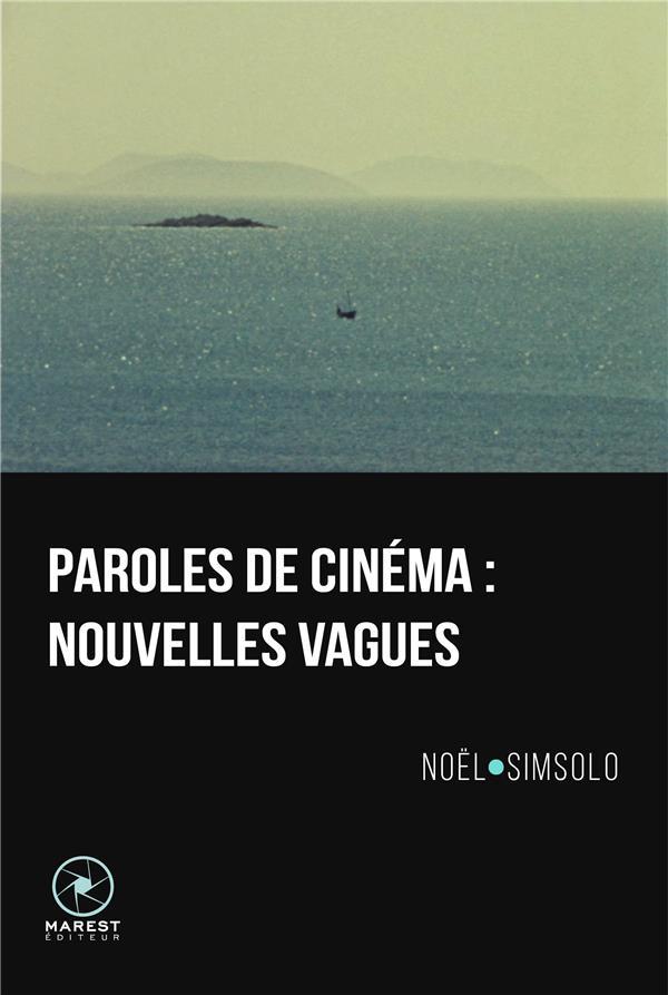 PAROLES DE CINEMA
