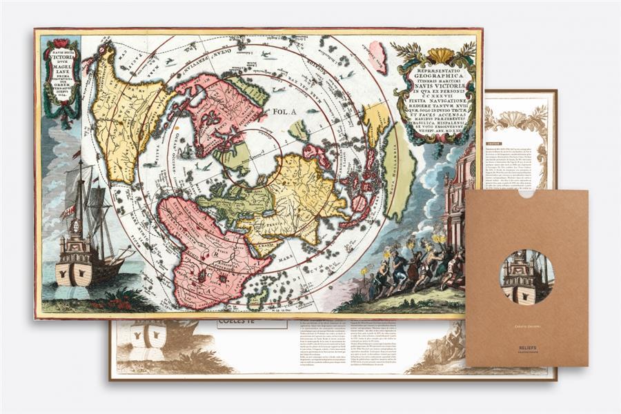 Circumnavigation de Magellan Magellan's circumnavigation