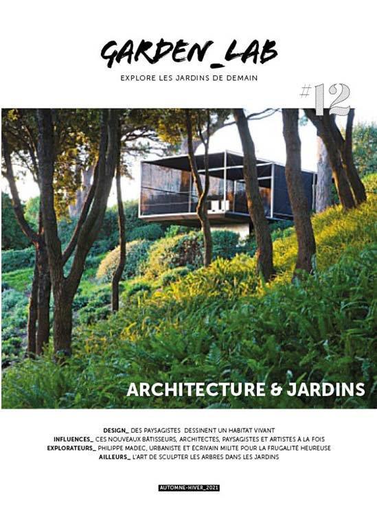 ARCHITECTURE ET JARDINS COLLECTIF FABRIQUE JARDIN