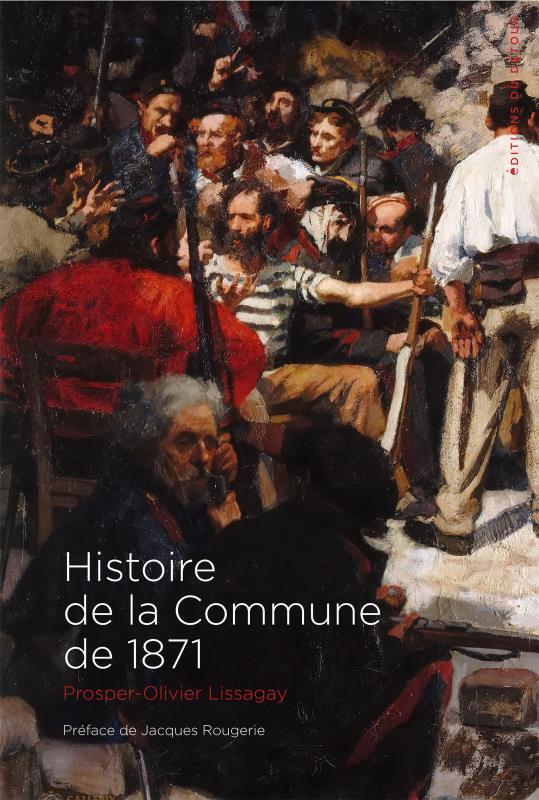HISTOIRE DE LA COMMUNE DE 1871  ED DETOUR