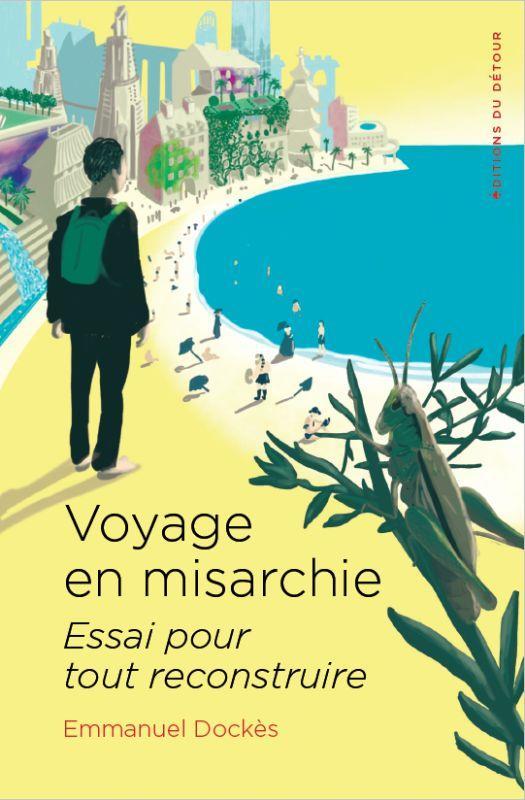 VOYAGE EN MISARCHIE - ESSAI PO DOCKES EMMANUEL ED DETOUR