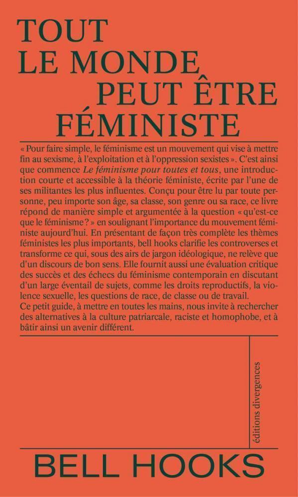 TOUT LE MONDE PEUT ETRE FEMINISTE