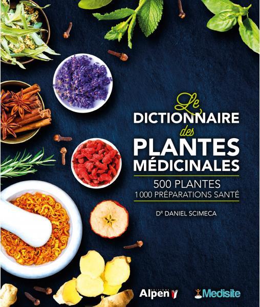 LE DICTIONNAIRE MEDISITE DES PLANTES MEDICINALES  MEDISITE