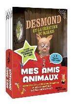 COFFRET MES AMIS ANIMAUX - 3 DVD