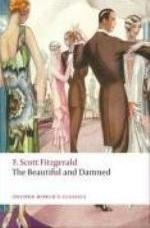 THE BEAUTIFUL AND DAMNED FITZGERALD F. SCOTT OXFORD UP ACAD