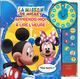 LA MAISON DE MICKEY - APPRENDS-MOI A LIRE L'HEURE Walt Disney company PI Kids Editions