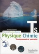 PHYSIQUE-CHIMIE T S SPECIALITE - LIVRE ELEVE GRAND FORMAT - EDITION 2012