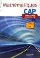 MATHEMATIQUES CAP INDUSTRIEL - LIVRE ELEVE CONSOMMABLE - ED. 2014 Mazeyrie Cédric Hachette Technique