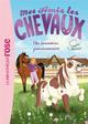 Mes amis les chevaux Un nouveau pensionnaire Vol.1 Thalmann Sophie Hachette Jeunesse