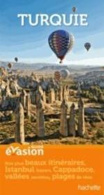 GUIDE EVASION  -  TURQUIE