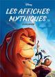 LES AFFICHES MYTHIQUES DISNEY TOME 2 Walt Disney company Hachette Pratique