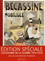 BECASSINE MOBILISEE Pinchon Joseph Porphyre Gautier-Languereau