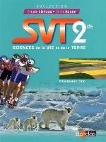 SVT 2DE MANUEL PETIT FORMAT 20 LIZEAUX CLAUDE BORDAS