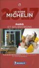 Paris et ses environs, le guide Michelin 2017