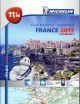 ATLAS ROUTIER FRANCE 2017 - L'ESSENTIEL (A4 BROCHE) Manufacture française des pneumatiques Michelin Michelin Cartes et Guides