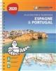 ESPAGNE & PORTUGUAL 2020   ATLAS ROUTIER ET TOURISTIQUE