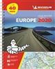 EUROPE 2020   ATLAS ROUTIER ET TOURISTIQUE ( A4 SPIRALE)