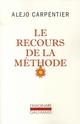 LE RECOURS DE LA METHODE
