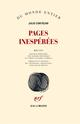 PAGES INESPEREES