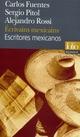 ECRIVAINS MEXICAINS