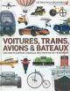 Voitures, trains, avions et bateaux Gifford Clive Gallimard-Jeunesse