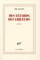 DES LEZARDS, DES LIQUEURS BASTARD JOEL GALLIMARD