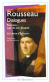 DIALOGUES - ROUSSEAU JUGE DE JEAN-JACQUES - LE LEVITE D'EPHRAIM