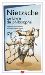 LE LIVRE DU PHILOSPHE - ETUDES THEORETIQUES
