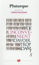 DE L'INCONVENIENT D'AVOIR TROP D'AMIS