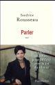 Parler Rousseau Sandrine Flammarion