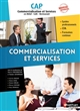 COMMERCIALISATION ET SERVICES EN HOTEL - CAFE - RESTAURANT CAP 1E2E ANNEES - ELEVE COLLECTIF Nathan technique