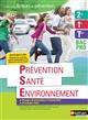 PREVENTION SANTE ENVIRONNEMENT - 2DE1RETERM BAC PRO (ACTEURS DE PREVENTION) ELEVE - 2018  CLE INTERNAT