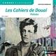 LES CAHIERS DE DOUAI - POESIES Rimbaud Arthur Nathan