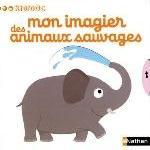 N10 - MON IMAGIER DES ANIMAUX CHOUX NATHALIE NATHAN