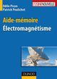 AIDE-MEMOIRE D'ELECTROMAGNETISME