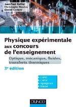 PHYSIQUE EXPERIMENTALE AUX CONCOURS DE L'EN