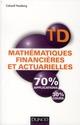 MATHEMATIQUES FINANCIERES ET ACTUARIELLES - TD