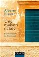 UNE MAISON NATALE - PSYCHANALYSE DE L'INTIMITE