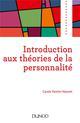 INTRODUCTION AUX THEORIES DE LA PERSONNALITE FANTINI-HAUWEL CAROL DUNOD