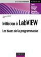 INITIATION A LABVIEW - LES BAS
