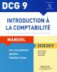 DCG 9   INTRODUCTION A LA COMPTABILITE 20182019   MANUEL   DCG 9   INTRODUCTION A LA COMPTABILITE
