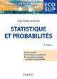 STATISTIQUE ET PROBABILITES (7E EDITION)