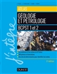 ATLAS DE GEOLOGIE-PETROLOGIE BCPST 1 ET 2 - 3E ED.
