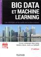 BIG DATA ET MACHINE LEARNING  -  LES CONCEPTS ET LES OUTILS DE LA DATA SCIENCE (3E EDITION)