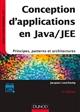 CONCEPTION D'APPLICATIONS EN JAVAJEE - 2E ED. - PRINCIPES, PATTERNS ET ARCHITECTURES