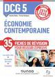 DCG 5 ECONOMIE CONTEMPORAINE   FICHES DE REVISION   REFORME 2019 2020   REFORME EXPERTISE COMPTABLE