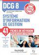 DCG 8   SYSTEMES D'INFORMATION DE GESTION   DCG 8   DCG 8 SYSTEME D'INFORMATION   FICHES DE REVISION